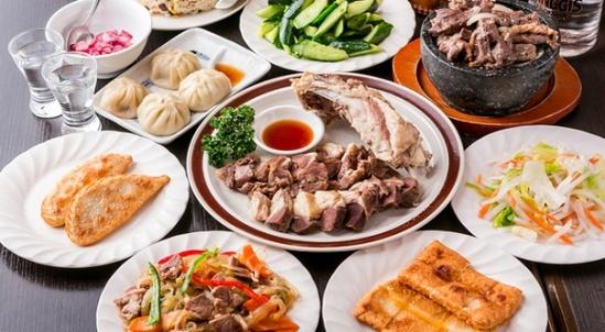 蒙古料理ー3